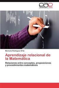 Aprendizaje Relacional de la Matematica