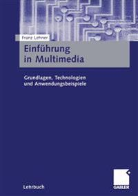 Einfuhrung in Multimedia