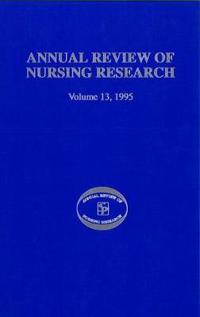 Annual Review of Nursing Research 1995