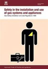 Safety in the installation and use of gas systems and appliances