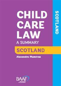 Child Care Law: Scotland