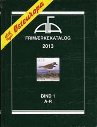 AFA Østeuropa frimærkekatalog-A-R
