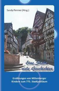 Eine Stadt, viele Geschichten - Erzählungen von Miltenberger Kindern zum 775. Stadtjubiläum
