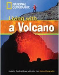 Living With a Volcano + Book with Multi-ROM