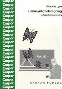Sannsynlighetsregning - Knut Ole Lysø pdf epub