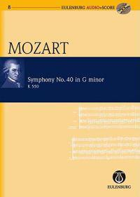 Symphony No. 40 in G Minor/ G-Moll K 550