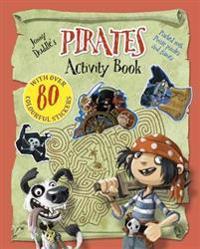 Jonny Duddle's Pirates Activity Book - Jonny Duddle - böcker (9781848775060)     Bokhandel