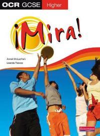 Mira OCR GCSE Spanish Higher Student Book