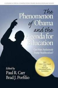 The Phenomenon of Obama and the Agenda for Education