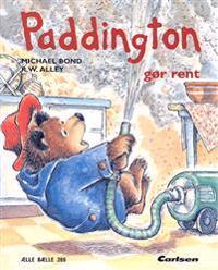 Paddington gør rent