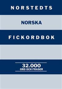 Norstedts norska fickordbok : norsk-svensk/svensk-norsk