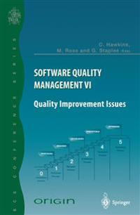 Software Quality Management VI