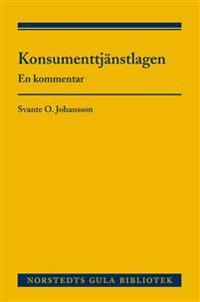 Konsumenttjänstlagen : en kommentar