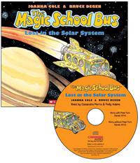 The Lost in the Solar System (the Magic School Bus) [With Paperback Book]