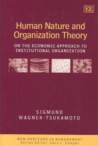 Human Nature and Organization Theory