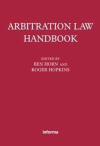 Arbitration Law Handbook