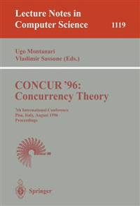CONCUR '96: Concurrency Theory