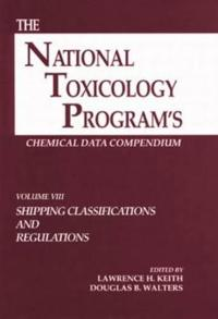 The National Toxicology Program's Chemical Data Compendium