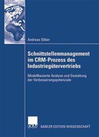 Schnittstellenmanagement im CRM-prozess des industriegutervertriebs