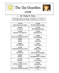 The Tax Guardian.com