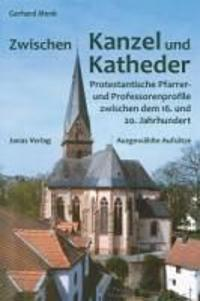 Zwischen Kanzel und Katheder
