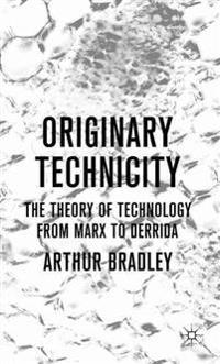 Originary Technicity