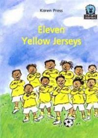 Eleven Yellow Jerseys