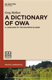 A Dictionary of Owa