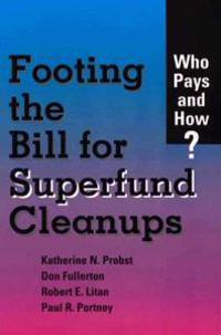 Footing the Bill for Superfund Cleanups