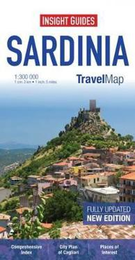 Insight Travel Map: Sardinia