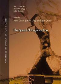 The speed of organization