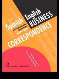 Spanish/English Business Correspondence