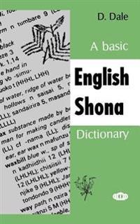 A Basic English-shona Dictionary