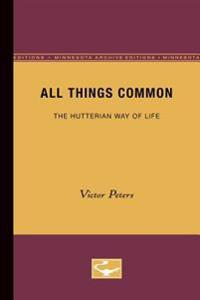 All Things Common