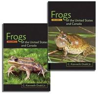 Frogs of the United States and Canada, 2-vol. set