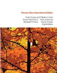 Water Supply and Pollution Control: Pearson New International Edition