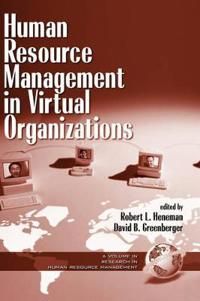 Human Resouce Management in Virtual Organizations (Hc)