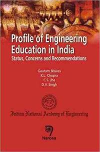 Profile of Engineering Education in India
