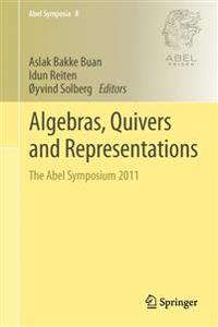 Algebras, Quivers and Representations