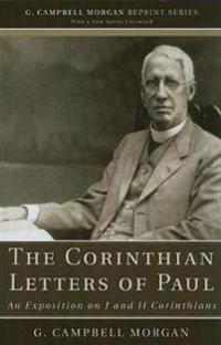 The Corinthian Letters of Paul