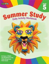 Summer Study Daily Activity Workbook Grade 5
