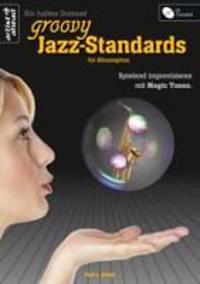 Ein halbes Dutzend Groovy Jazz-Standards für Alt-Saxophon