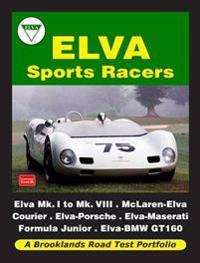 Elva Sports Racers