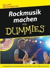 Rockmusik Machen Fur Dummies
