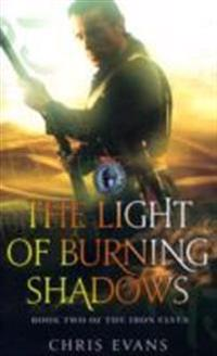 Light of burning shadows - book two of the iron elves