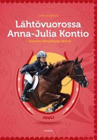 Lähtövuorossa Anna-Julia Kontio