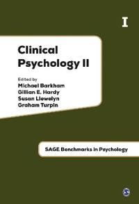 Clinical Psychology II