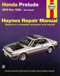 Honda Prelude Cvcc, 1979-1989