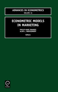 Econometric Models in Marketing