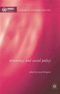 Democracy and Social Policy